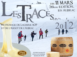 Affiches Traces 2012